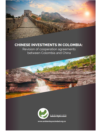 Chinese Investments in Colombia