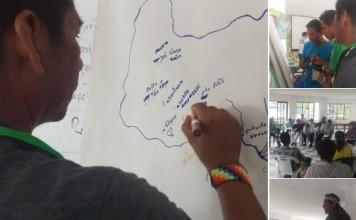 Encuentro Saberes Defendamos territorio Amazonico Mocoa agosto 2017