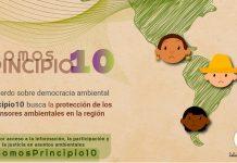 Somos principio10 democracia ambiental colombia justicia ambiental muerte defensores ambientales