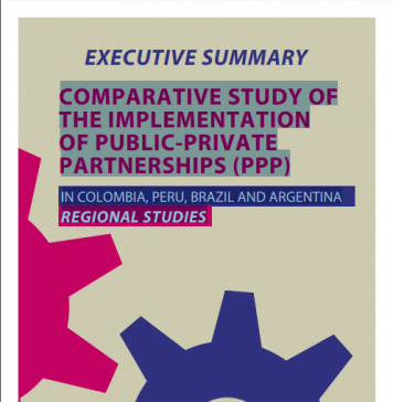 Comparative study of the implementation of public private partnerships PPP in Colombia Peru Brazil and Argentina