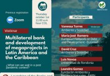 Multilateral bank and development latin america and caribbean pademic context colombia